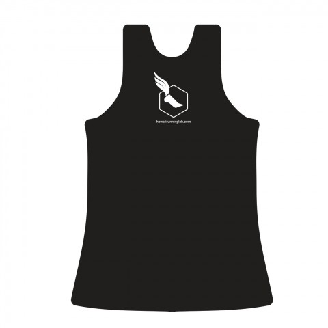 Black-White Singlet Back 1300
